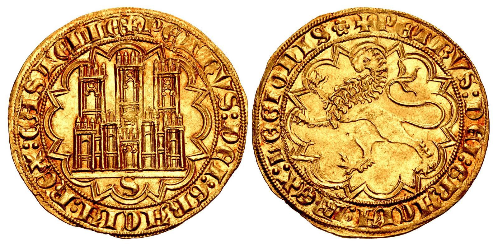 Iconic Dolba of Pedro I