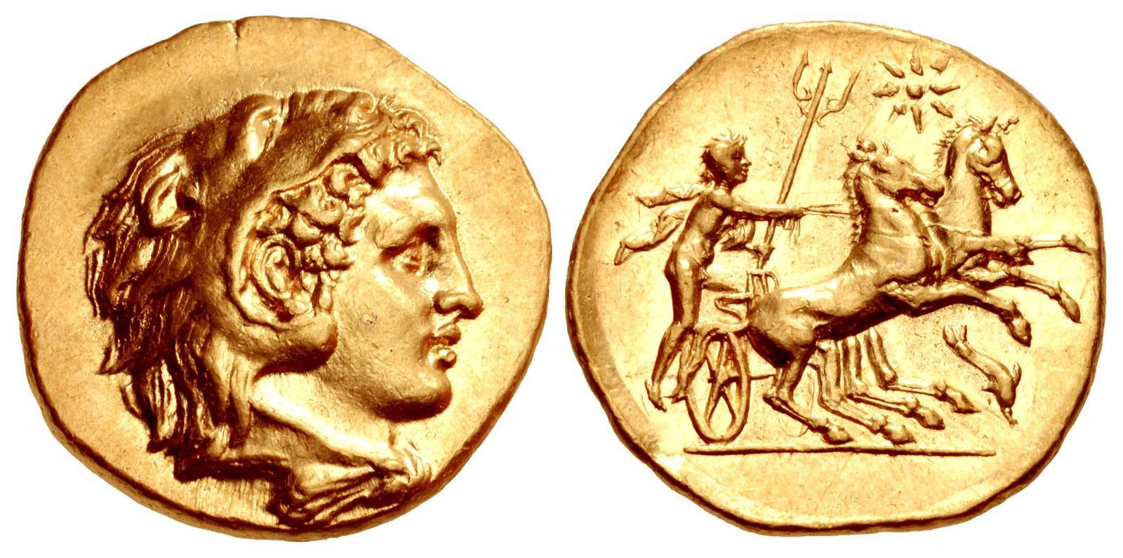 Pyrrhos Emulates Alexander